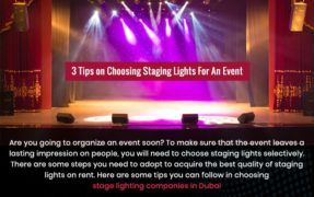 Staging Lights